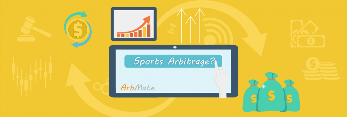 Sports arbitrage betting - step by step guides