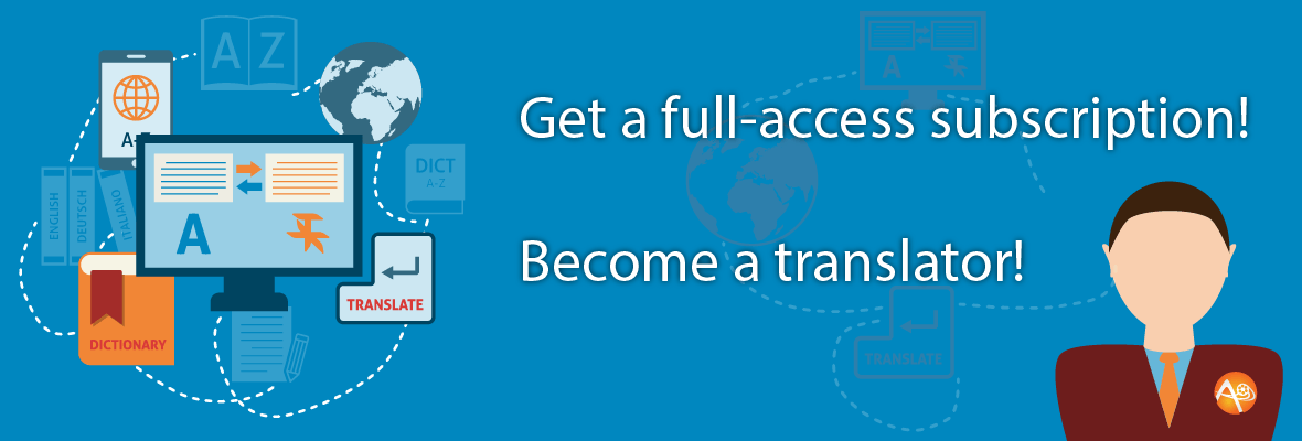 Become a translator for ArbMate!