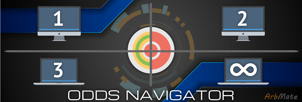 Odds Navigator - Google Chrome Extension for arbs navigating