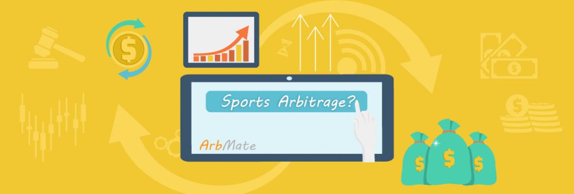 Sport Arbitrage Betting - steg för steg guider