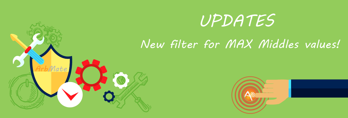 New filter for MAX Middles values