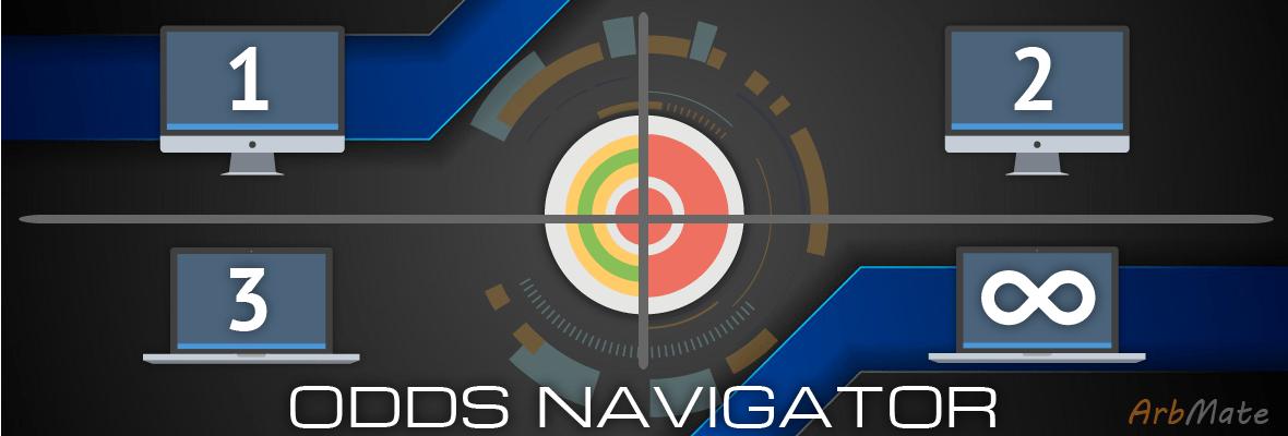 赔率导航器 - 用于赔率导航的Chrome插件